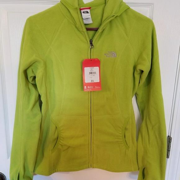iso ale muotityyli nauhoittaa sisään Women's The North Face fleece jacket. Small NWT